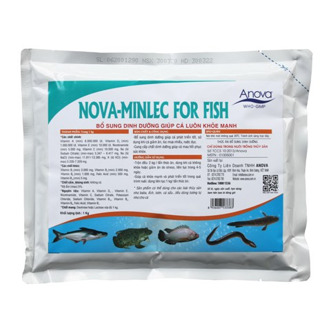 NOVA-MINLEC FOR FISH