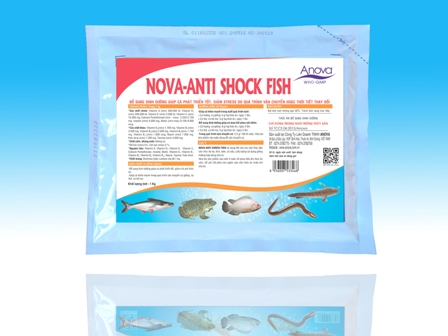 NOVA-ANTI SHOCK FISH